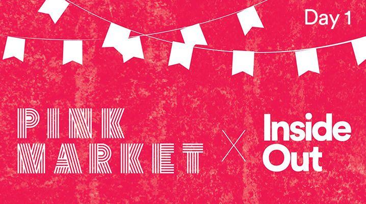Pink Market Day 1