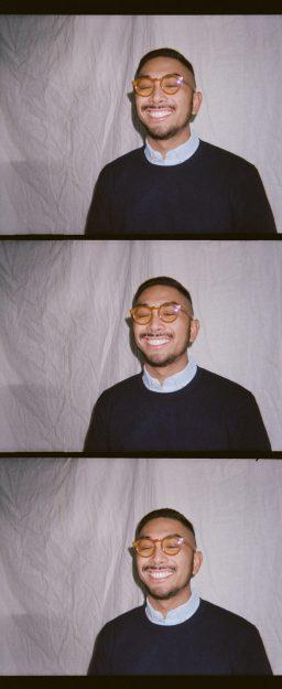 Raphael Sanchez Portrait